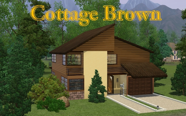 Cottage Brown by helen