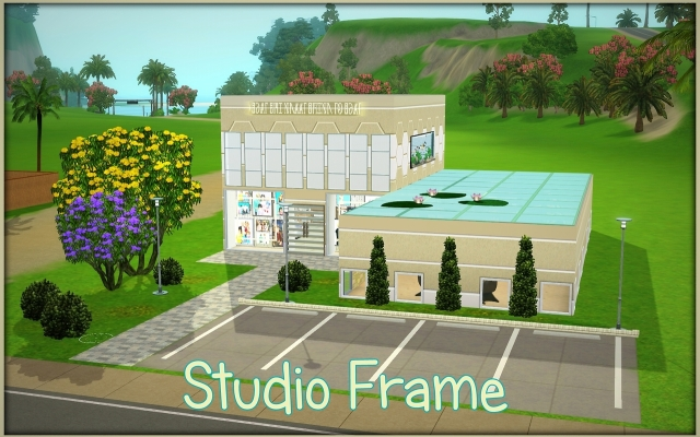 Studio Frame by ihelen