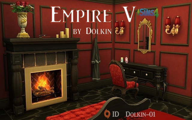 Sims 4 Rooms Empire V bу Dolkin at ihelensims.org.ru