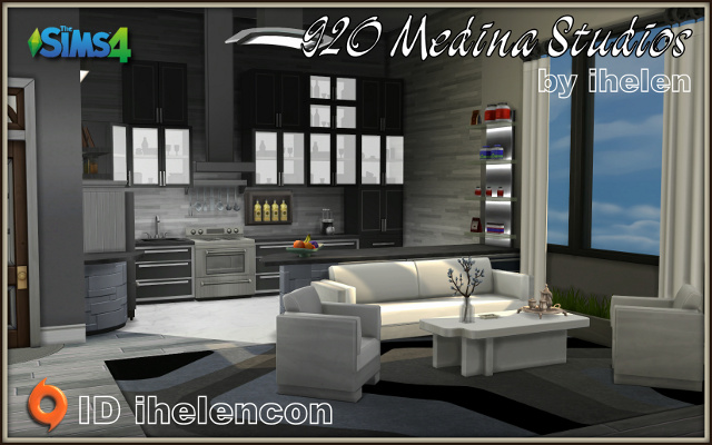Rooms 920 Medina Studios by ihelen at ihelensims.org.ru