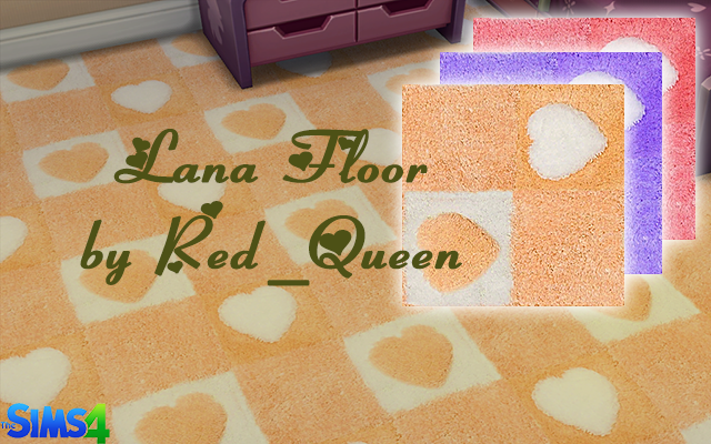 Walls/Floors Lana Floor by Red_Queen at ihelensims.org.ru