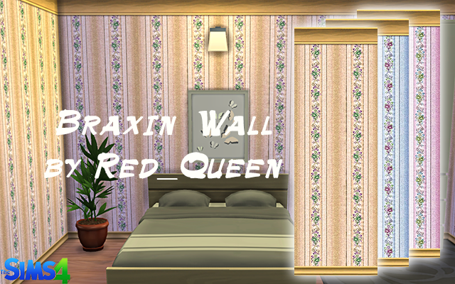 Walls/Floors Braxin Wall by Red_Queen at ihelensims.org.ru
