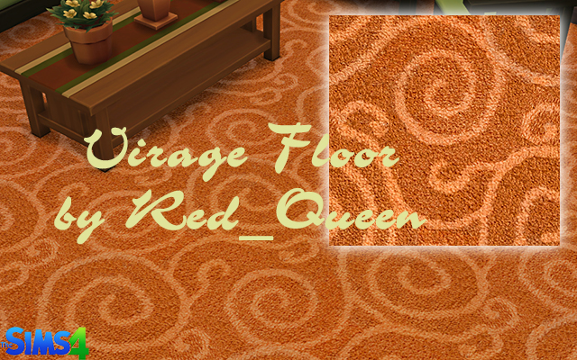 Walls/Floors Virage Floors bu Red_Queen at ihelensims.org.ru