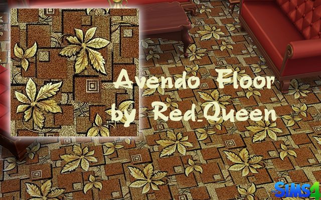 Walls/Floors Avendo Floor by Red_Queen at ihelensims.org.ru